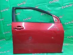 Дверь передняя правая (дефект) Цвет-3R3 Fielder NZE141 [CarTune] НЛ685
