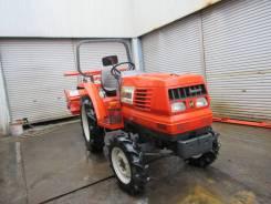 Hinomoto NX220. Японский мини-трактор -Kubota GL220, 22,00л.с.