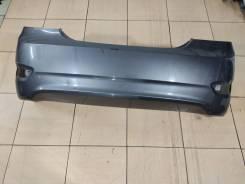Бампер задний Hyundai Solaris RB, G4FC