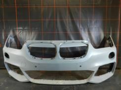 Бампер передний - BMW X1 F48 (2015-2021г. в)