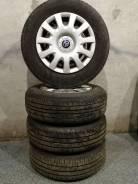 Диски с резиной R14 5*100 Dunlop Enasave