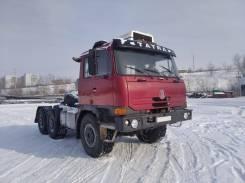 Tatra T815. Tatra 815 тягач (кран манипулятор вписан в птс), 15 000куб. см., 30 000кг., 6x6