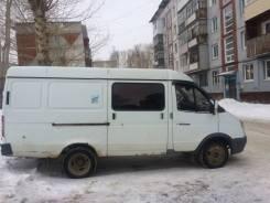 ГАЗ ГАЗель. Продаю газель грузовой фургон цельнометаллический, 2 400куб. см., 2 000кг., 4x2