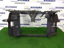 Рамка радиатора Nissan Qashqai 2006-2010 [62500JD200] KJ10 MR20DE, передняя