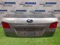 Крышка багажника Subaru Legacy 2009-2014 [57509AJ0109P] BM9 EJ25, задняя
