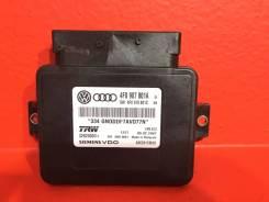 Блок управления парковочным тормозом Audi A6 C6 2004-2010 [4F0907801A] 4F2 BPJ 4F0907801A