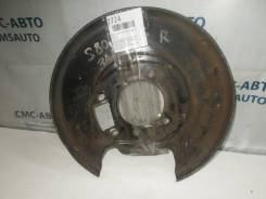 Пыльник тормозного диска Volvo S80 [30793433], задний левый