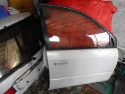 Дверь правая передняя цвет 057 Toyota Ipsum 99, SXM15, #XM1#, 3S-FE