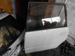 Дверь левая задняя цвет 057 Toyota Ipsum 99, SXM15, #XM1#, 3S-FE