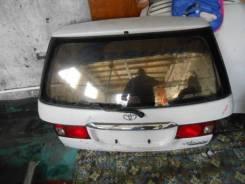 Дверь задняя цвет 057 Toyota Ipsum 99, SXM15, #XM1#, 3S-FE
