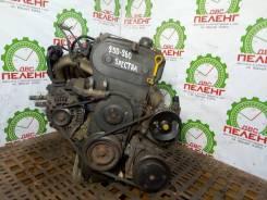 Двигатель S5D_S6D Kia Spectra/Shuma/Rio.101 л. с. Контрактный.