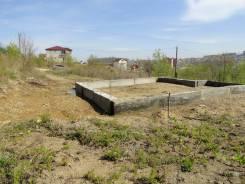 Продам земельный участок с фундаментом. 1 187кв.м., аренда. Фото участка