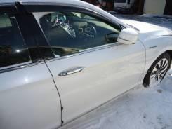 Дверь передняя правая белый Honda Accord CR6 LFA 2014 nh788p