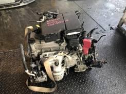 Двигатель Suzuki K6A с АКПП на MH22S