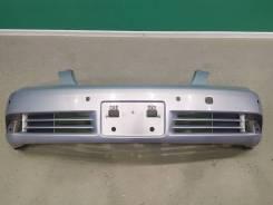 Бампер передний Toyota Crown (S180) 2003-2008г. Оригинал Б/У Цвет:1F3