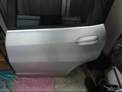 Дверь задняя левая honda fit shatlle