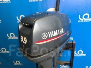 Yamaha. 9,90л.с., 2-тактный, бензиновый, нога S (381 мм), 2018 год