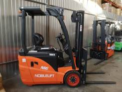 Noblelift. Электрический погрузчик трёхопорный, 1 600кг., Электрический