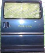 Дверь задняя Mitsubishi Delica P25 левая