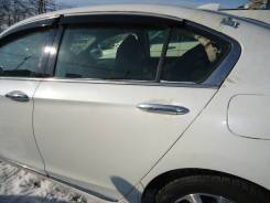 Дверь задняя левая Honda Accord CR6 LFA 2014 белый nh788p