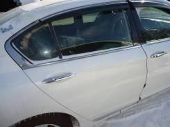 Дверь задняя правая Honda Accord CR6 LFA 2014 белый nh788p