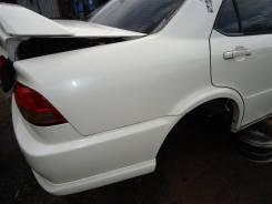 Крыло заднее правое Honda Accord CL1 H22A 2001 белый nh624p
