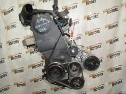 Контрактный двигатель Фольксваген Гольф 1,6 i AFT
