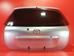Дверь багажника Toyota Corolla 2005 [670051F890] ZZE121L 3ZZ-FE, задняя 670051F890
