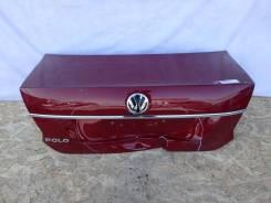 Крышка багажника Volkswagen Polo 2017 [6RU827025F] 6RU827025F