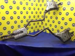 Глушитель Mercedes-Benz S350 2005-2009 [A2214908521] W221 M272 E35 [98560]