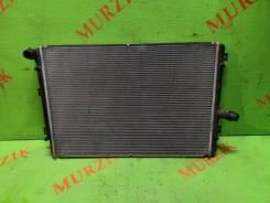 Радиатор ДВС Volkswagen Passat B6 2007 [3С0121253AL] Variant 357 2.0 TDI BMR 3C0121253, 3C0121253Q