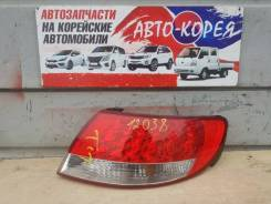 Стоп-сигнал Hyundai Grandeur 2005-2009 TG, задний правый