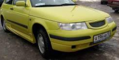 Передний бампер для ВАЗ 21123 Купе