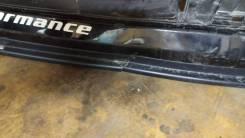 Передний бампер Subaru Impreza WRX STI