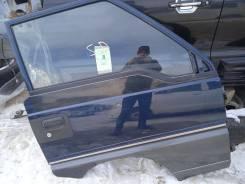 Дверь боковая левая Mitsubishi Delica р25 р35
