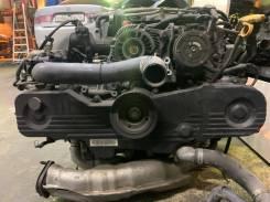 Двигатель subaru legacy bl5 bp5 ej203 68ткм пробег. установка