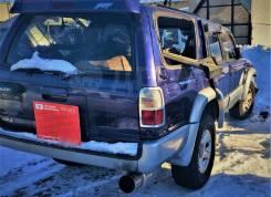 Крыло заднее правое Toyota Hilux Surf KZN185W в Новосибирске