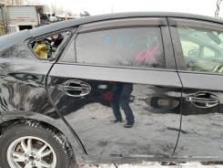 Дверь задняя правая черная (202) Toyota Prius ZVW30 91000km