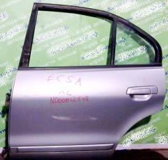 Дверь задняя Mitsubishi Galant EA1A левая