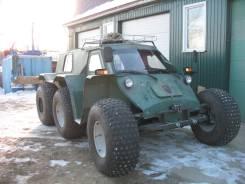 Ростсельмаш Нива СК-5. Снегоболотоход 6х6, 1 500куб. см., 700кг., 1 300кг.