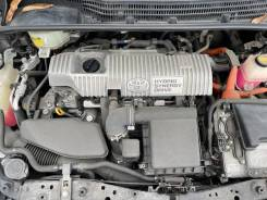 ДВС в сборе 2Zrfxe Toyota Prius ZVW30 91000km (Видео Работы)