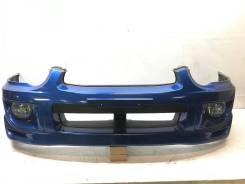 Бампер передний 02C [С губой] на Subaru Impreza GGA #20