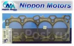 Прокладка ГБЦ Металлическая. Nippon HG-6022S MN163381 Mitsubishi HG-6022S