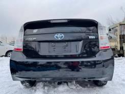 Бампер задний черный (202) Toyota Prius ZVW30 91000km