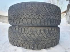 Gislaved Soft Frost 200. зимние, шипованные, 2017 год, б/у, износ 40%