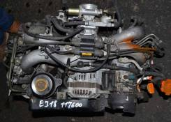 Двигатель Subaru EJ18 EJ18E на Legacy BD3 BG3