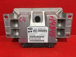 Блок управления двигателем Citroen C4 2005-2011 [1940XH] LA KFU