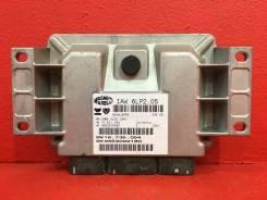 Блок управления двигателем Citroen C4 2005-2011 [1940XH] LC KFU