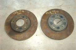 Диск тормозной Kia Ceed 2010-2012 [517121H000] ED G4FC, передний 517121H000