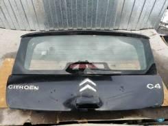 Крышка багажника Citroen C4 2008 [8701V0] LA TU5JP4, задняя 8701V0